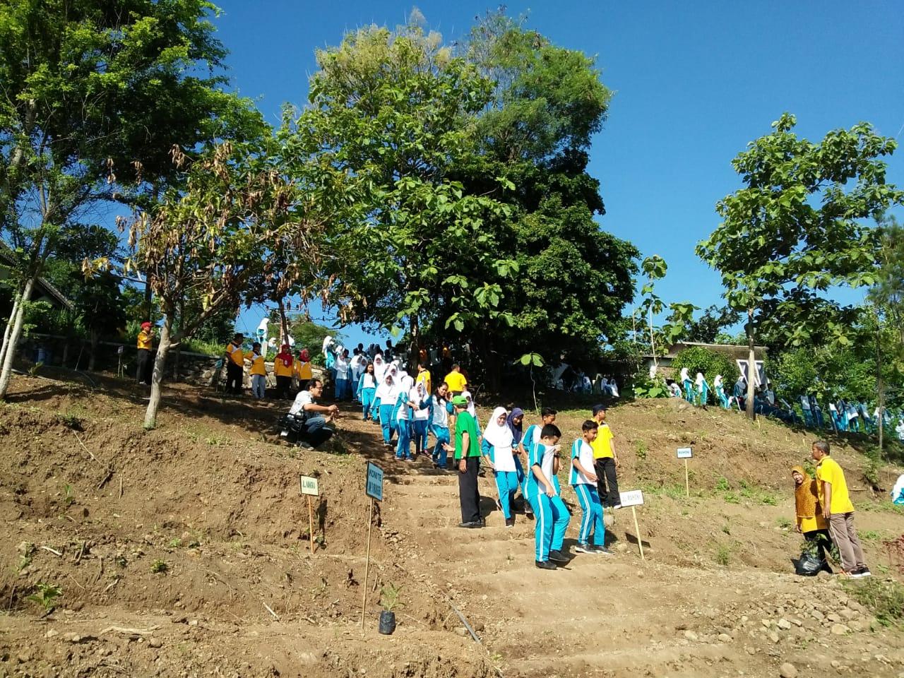 Taman Belajar SMP Negeri 3 Mranggen
